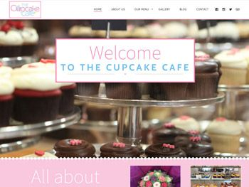 The cupcake cafe